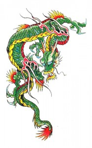 Chinese-Dragon 龙